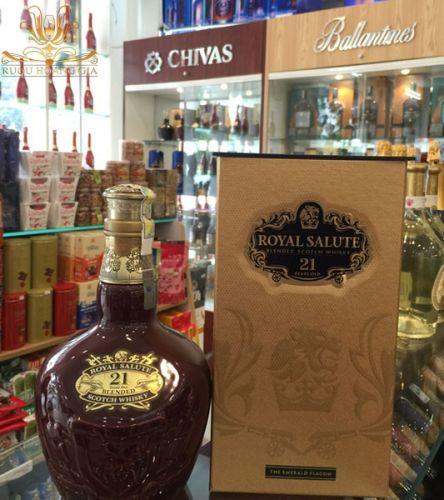 Rượu Chivas 21Y EU