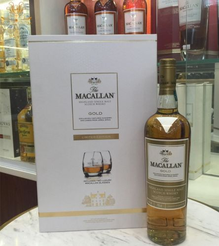 Macalland Gold Limited quà
