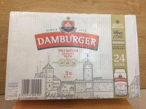 Bia Dambuger Bỉ