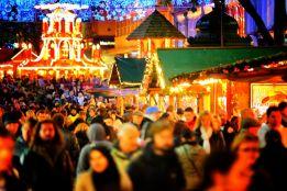 Tham quan Giáng sinh các nước trên thế giới