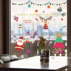 Decal Giáng Sinh Sắc màu