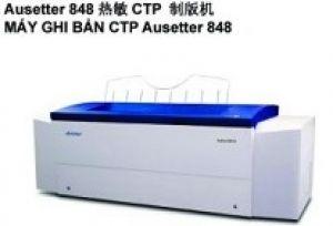 máy ghi kẽm CTP - CTCP