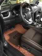 Lựa chọn thảm trải sàn ô tô phù hợp cho dòng xe Toyota