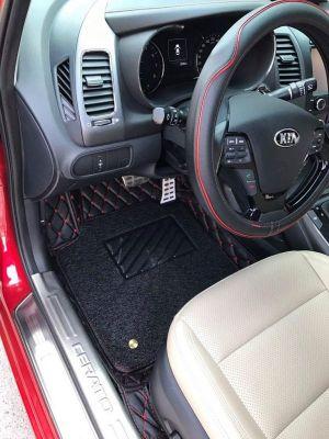 Thảm lót sàn Eco HD CERATO màu đen
