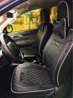 Bọc ghế cao cấp 6D Mitsubishi Tritong