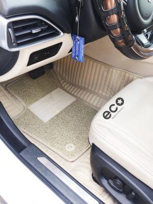 Thảm lót sàn Eco carbon Jagua XE màu trắng