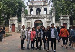 ĐOÀN KHÁCH INDONESIA - TOUR 23.28DEC-08 PAX THAM QUAN HANOI - HALONG - SAIGON