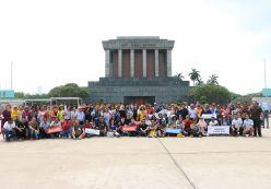 ĐOÀN KHÁCH INDONESIA - TOUR 18.22MAY-200PAX - THAM QUAN HÀ NỘI - HẠ LONG