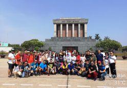 ĐOÀN KHÁCH INDONESIA - THAM QUAN HÀ NỘI - HẠ LONG - SAIGON