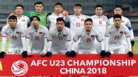 TOUR CỔ VŨ U23 VIỆT NAM TRONG TRẬN CHUNG KẾT AFC NGÀY 27/1/2018