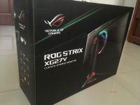 Unbox màn hình Asus ROG Strix XG27VQ
