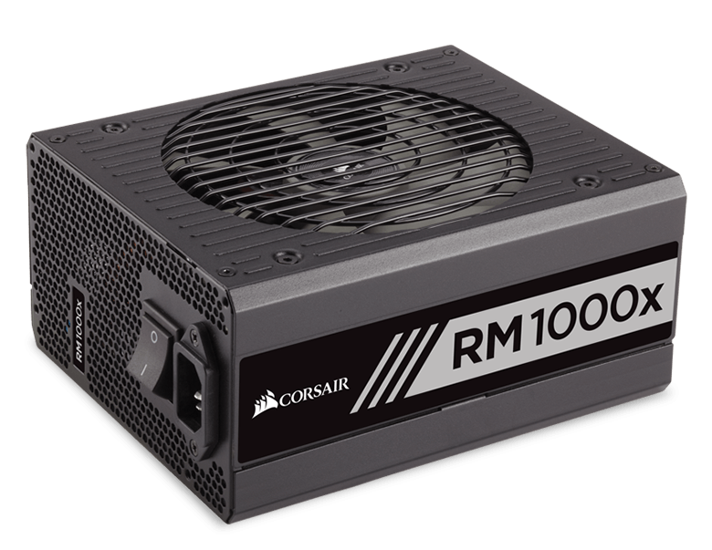 Corsair RM1000x - 1000W 80Plus Gold Full Modular