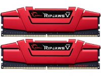 G.Skill Ripjaws V 2x4G bus 2800 cas 15 DDR4