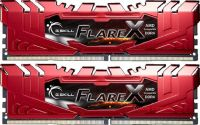 G.Skill Flare X 2x8G bus 2400 cas 16 DDR4