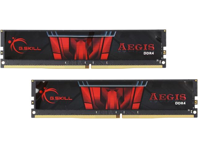 G.Skill Aegis 8G bus 2133 cas 15 DDR4