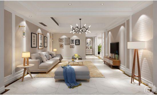 Thiết kế nội thất nhà thấp tầng phong cách hiện đại.