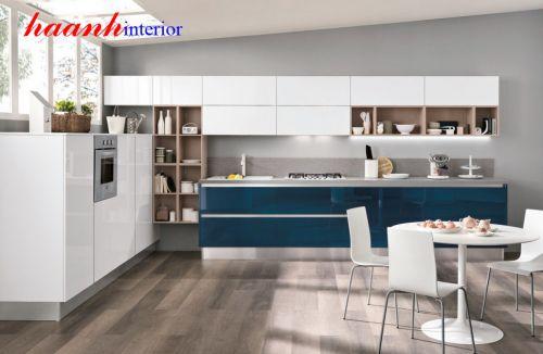 Bếp gỗ công nghiệp BCN003