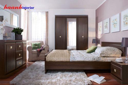 Bộ nội thất phòng ngủ BPN005