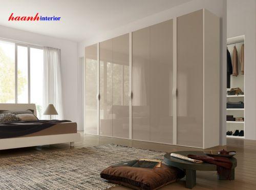 Tủ quần áo gỗ hiện đại TAH001