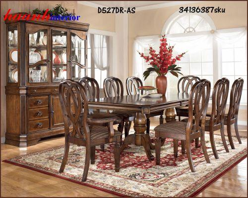 Bộ bàn ghế ăn gỗ tự nhiên BCD003