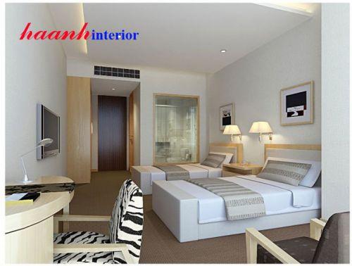 Nội thất khách sạn NKS001