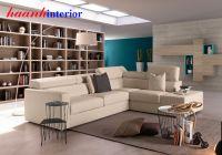 Sofa phòng khách giả da SFN008
