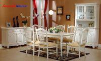 Bàn ghế gỗ phòng ăn BCD005