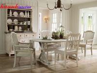 Bàn ghế gỗ tự nhiên BCD008