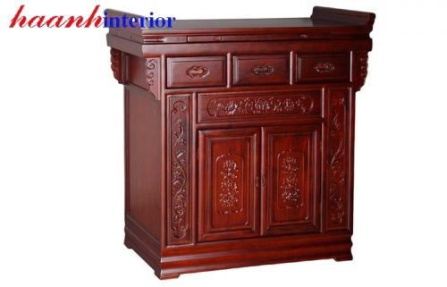 Tủ thờ gỗ gụ TTC011