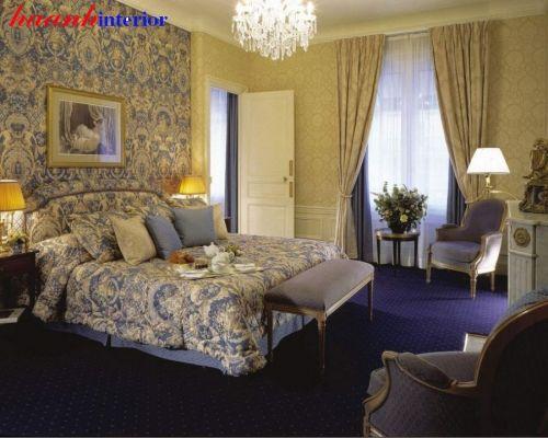 Bộ sưu tập phòng ngủ tân cổ điển BPC005