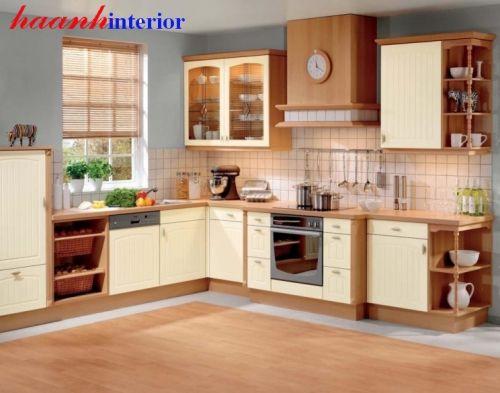 Tủ bếp công nghiệp BCN008