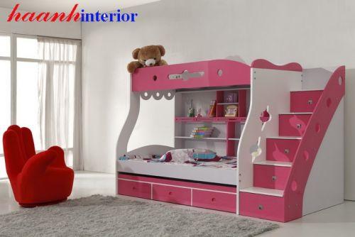 Giường tầng trẻ em GTE013
