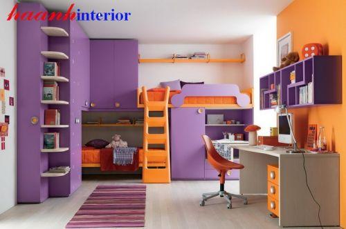 Giường trẻ em GTE015