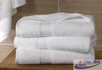 Khăn tắm cotton 70x140cm 550gr dùng cho spa, khách sạn