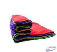 Khăn quấn đầu, khăn gội đa năng 35x75cm dùng trong spa.