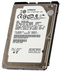 HDD 250G laptop