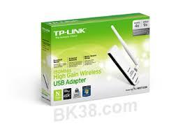 Bộ Thu Wifi TPLINK-WN722N Có Râu