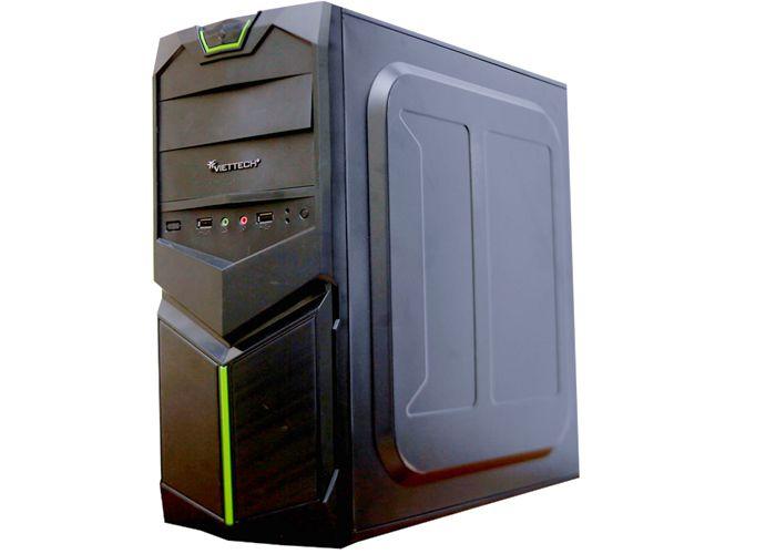 Case Games: Vỏ mới,Nguồn huntkey,Main H61,Chip I3 3240,Ram 4G,HDD 250G,Vga 2GD3