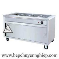 Quầy hâm giữ nóng thức ăn bằng điện