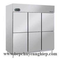 Tủ lạnh 6 cửa công nghiệp