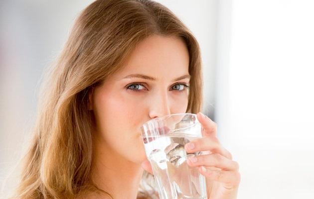 Uống nước thế nào là đúng cách?