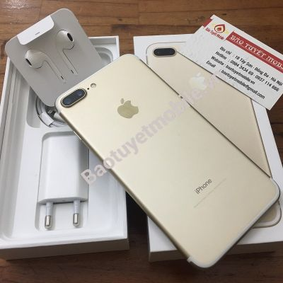 iPhone 7 PLUS - 32GB HÀNG LL CHƯA ACTIVE BH ĐỦ 12 THÁNG  ( Mới 100% ) Chính Hãng Quốc Tế