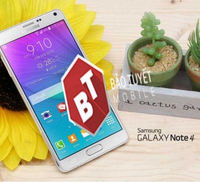 SAMSUNG GALAXY Note 4 32Gb Bản Quốc Tế Cũ Còn Mới 95% - 99%