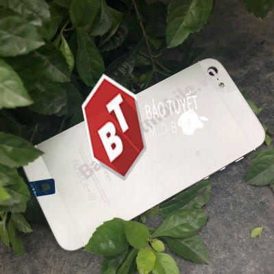 Iphone 5s 16G ( Silver - Gray ) Mới 100% VN/A Chính Hãng FPT Bảo Hành 12 Tháng