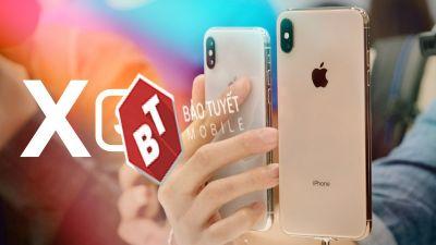 IPHON XS MỚI 100% 64GB - 256GB NGUYÊN SEAL CHÍNH HÃNG BẢN QUỐC TẾ