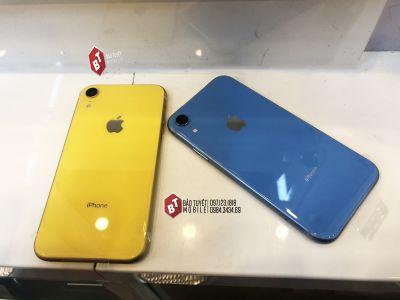 IPHONE XR 64GB-128GB 1SIM VÀ 2 SIM NGYÊN SEAL ĐỦ 6 MÀU CHÍNH HÃNG BẢN QUỐC TẾ