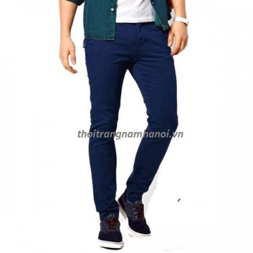 quần kaki ống côn 12