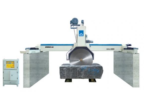 Máy cắt đá block Model QSQJ - 200/250