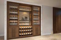 Thiết kế Tủ rượu đẹp hiện đại