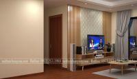 Thiết kế nội thất chung cư 80m2 Lạc Hồng Lotus